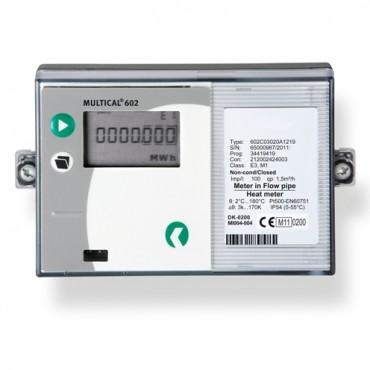 ТепловычислительMULTICAL 602