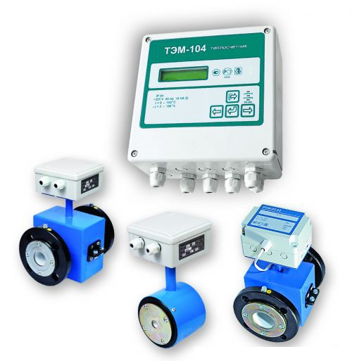 ТЭМ-104 теплосчетчик электромагнитный