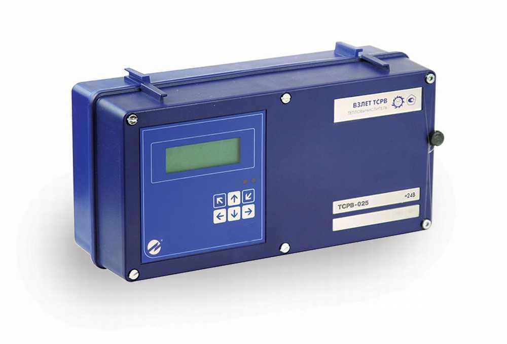 ТСРВ-025 тепловычислитель