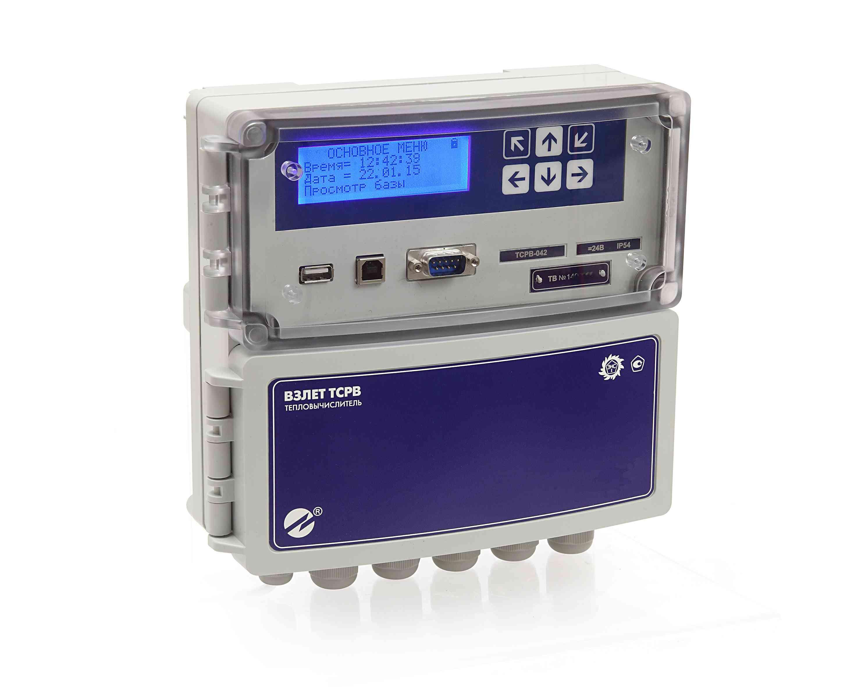 ТСР-042 Теплосчетчик-регистратор
