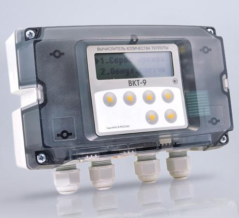 ВКТ-9-01/-02 тепловычислитель
