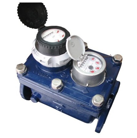 КВМ-50, КВМ-80 счетчики воды комбинированные