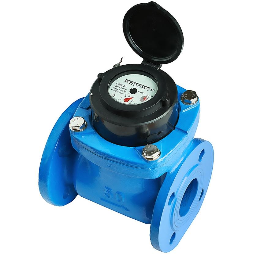 Счетчик холодной воды СТВХ турбинный промышленный(Ду 50…200)