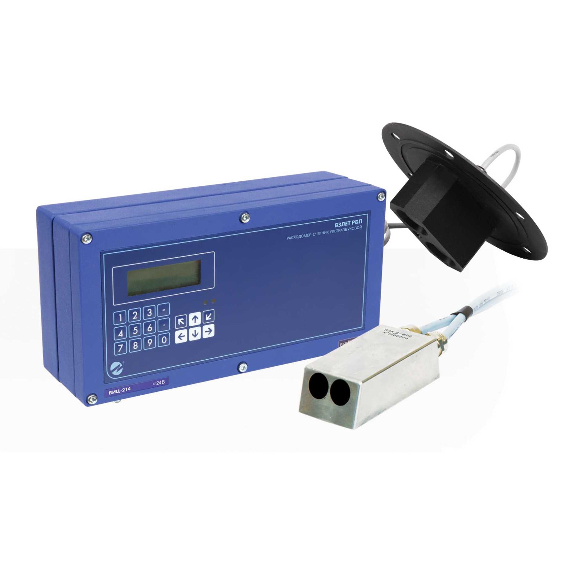 ВЗЛЕТ РБП расходомер-счетчик ультразвуковой для безнапорных потоков