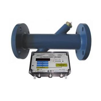US-800 расходомер-счетчик жидкости ультразвуковой
