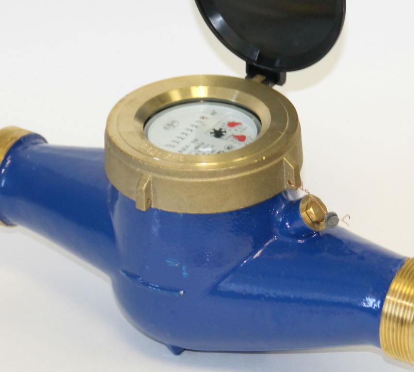 Счетчики холодной и горячей воды крыльчатые ВДГ / ВДХ - 32