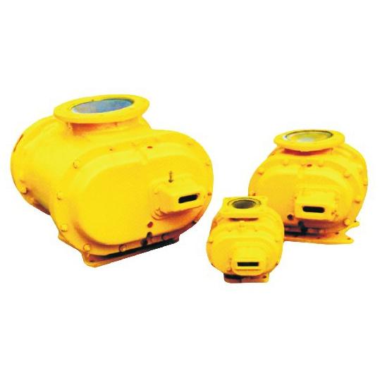 Счетчики газа ротационные РГК-Ex