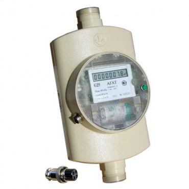 АГАТ (G16; G25) счетчики газа
