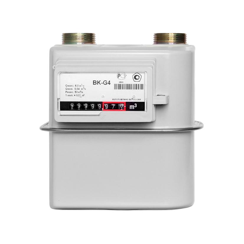 Счетчики газа ВК