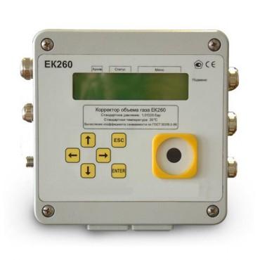 Корректор объема газа ЕК260