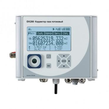 Корректор газа потоковый EK280