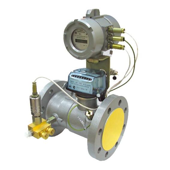 Комплексы для измерения газа КИ-СТГ