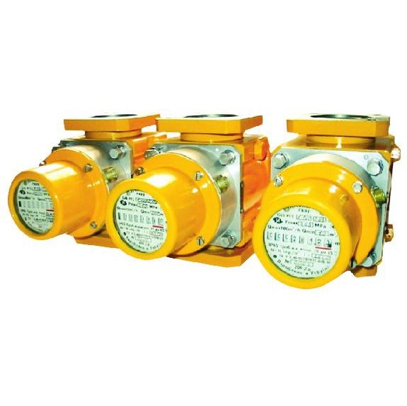 РГС-Ех счетчики газа роторные (ротационные)