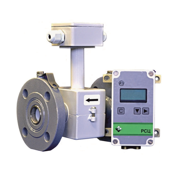 РСЦ расходомер-счетчик электромагнитный