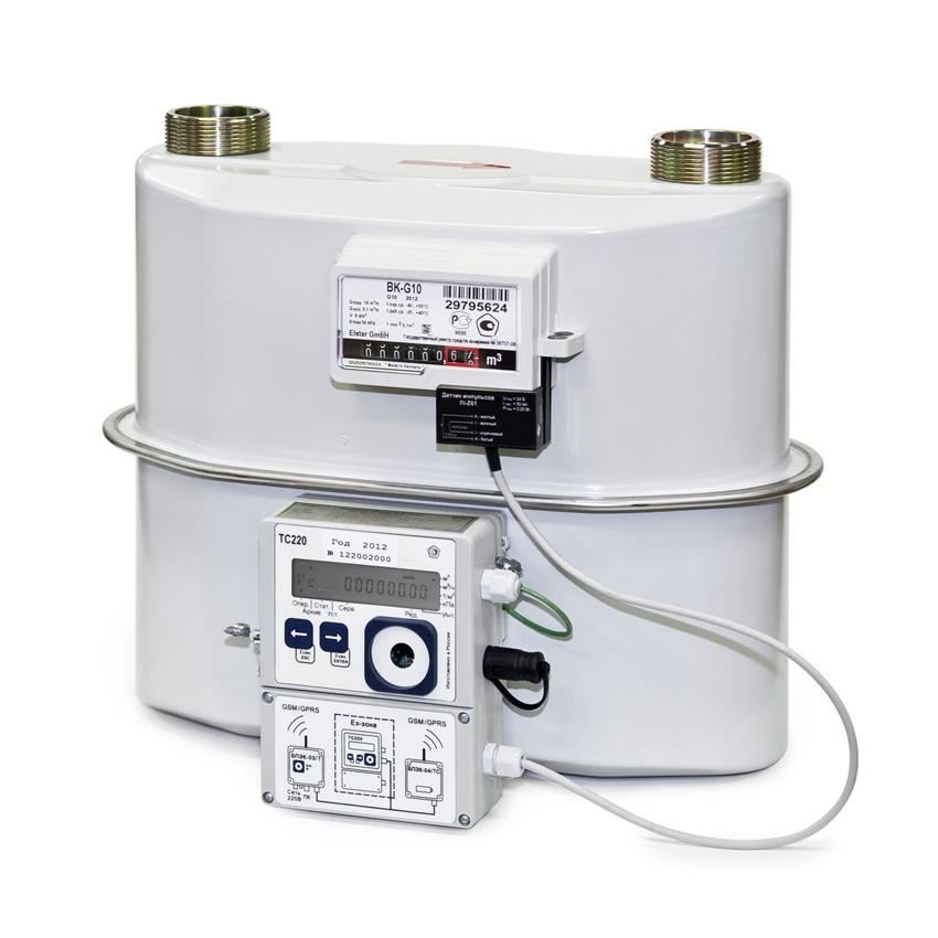 СГ-ТК комплекс для измерения газа