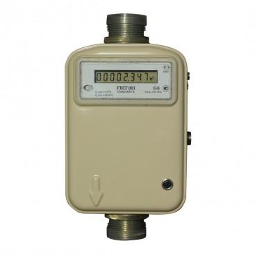 Счетчик газа бытовой УБСГ 001