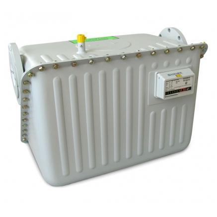 Диафрагменные счётчики газа ВК-G40