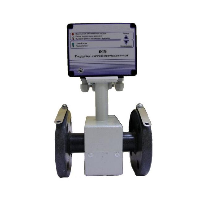ВСЭ-И (-БИ) расходомеры электромагнитные