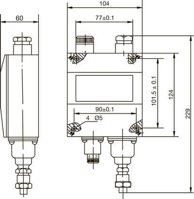 Чертеж 1 ДЕМ-102-БД