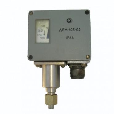 Датчик-реле давления ДЕМ-105-02