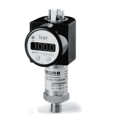 DS-201 Датчик-реле давления многофункциональный с индикатором