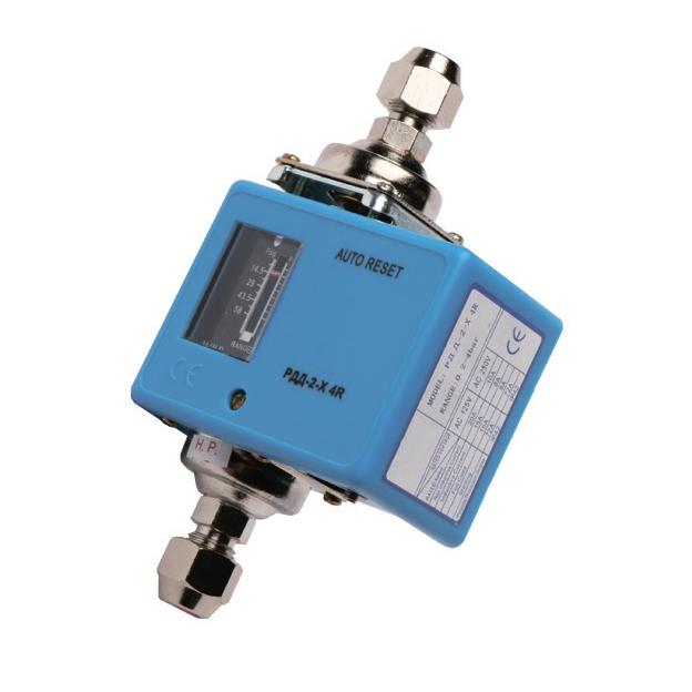 РДД-2-Х/Р датчик-реле дифференциального (перепада, разности) давления