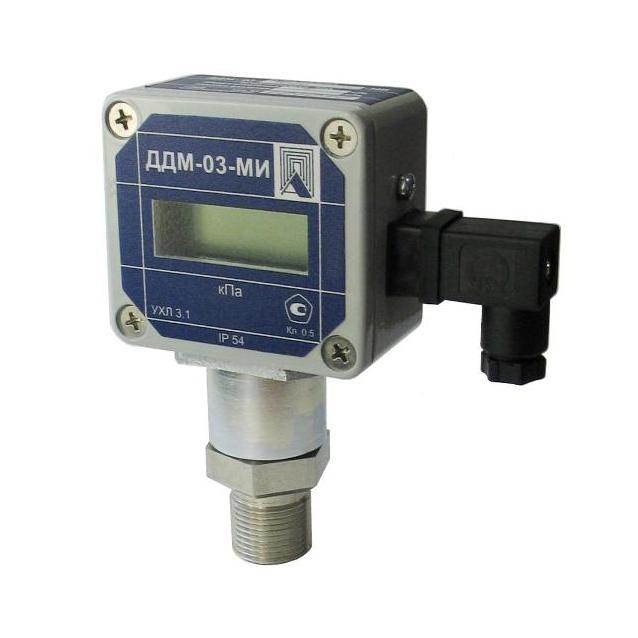 ДДМ-03-МИ - датчики давления