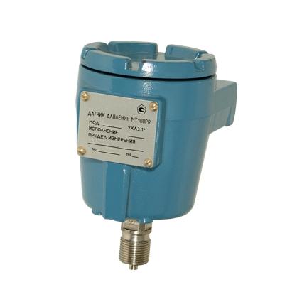 МТ100-P/PR датчики давления и разряжения