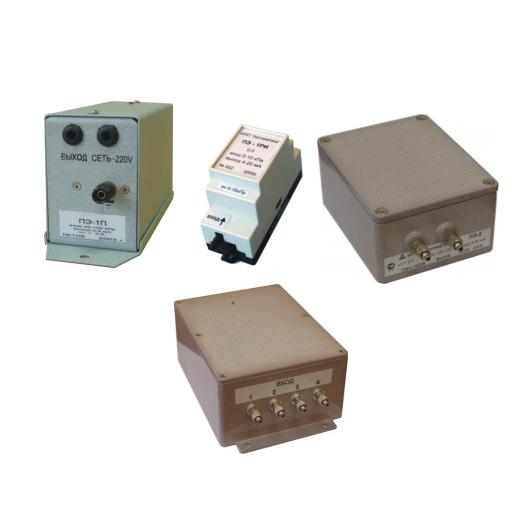 Преобразователи давления ПЭ-1, ПЭ-1Р, ПЭ-2, ПЭ-4 пневмоэлектрические аналоговые