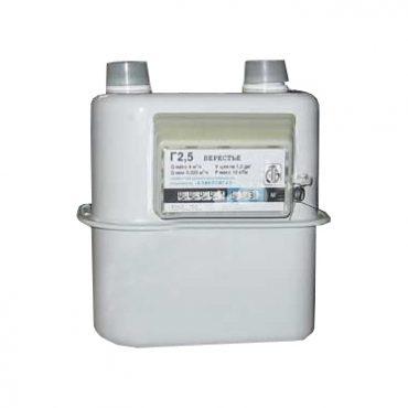 Счетчик газа Берестье G2.5