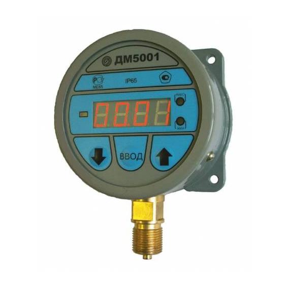 Цифровой манометр ДМ5002