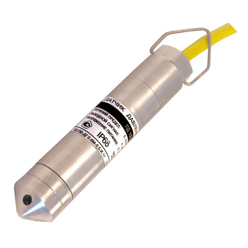 ПД100-ДГ-137 датчик гидростатического давления (уровня) погружной