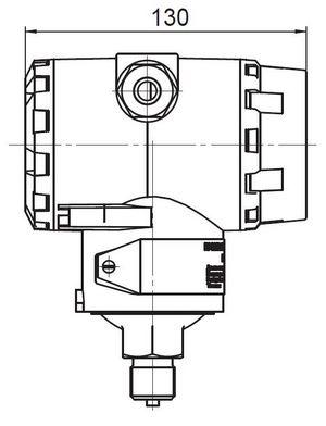 Габаритные размеры-1 ПД200-ДИ