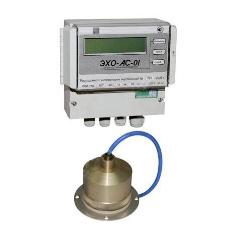 ЭХО-АС-01 уровнемер ультразвуковой (датчик уровня)