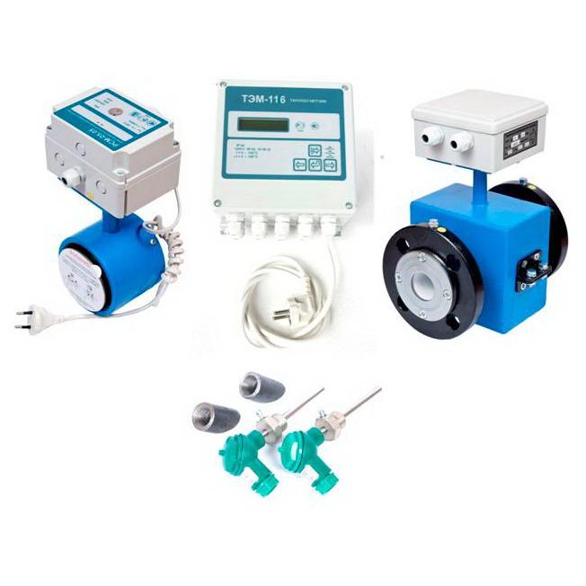 ТЭМ-116 теплосчетчик электромагнитный