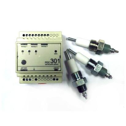 Датчик-реле уровня РОС-301-DIN кондуктометрический