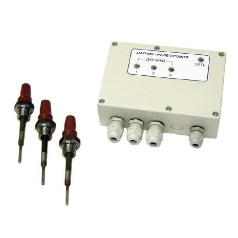 Датчик-реле уровня РОС-301, -301И (сигнализатор кондуктометрический)