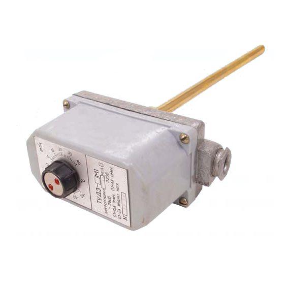 ТУДЭ-М1 Терморегулятор дилатометрический электрический