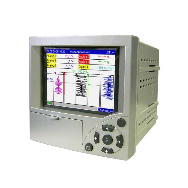 Регистратор ЭКОГРАФ-Т-1 безбумажный видеографический