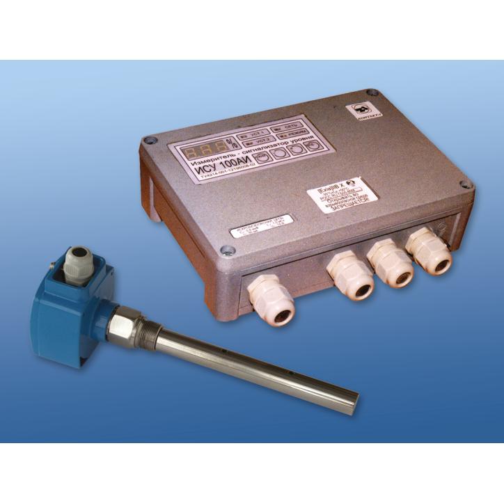 Уровнемер ИСУ-100И (измеритель-сигнализатор)