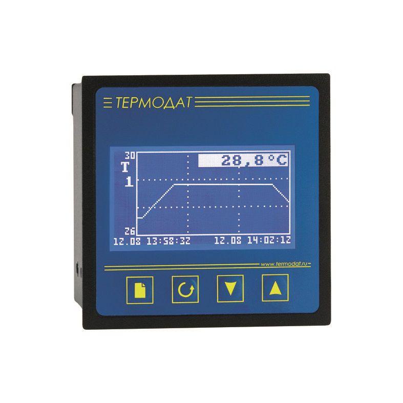 Регулятор температуры Термодат-16, -16Е6, -16М6 (электронный самописец)