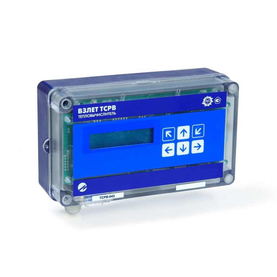ТСРВ-043 тепловычислитель многоканальный