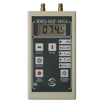 Тягонапоромеры-микроманометры ЗОНД-10-ДГ-1031А, расходомеры-1031АМ портативные