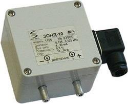 Датчик перепада давления ЗОНД-10-ДД-1165м