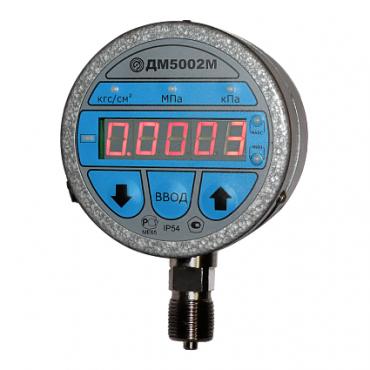 ДМ5002М манометры, вакуумметры, мановакуумметры цифровые прецизионные