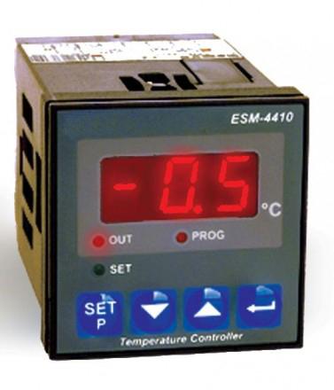 EСM-xx10 измеритель-регулятор температурыодноканальный