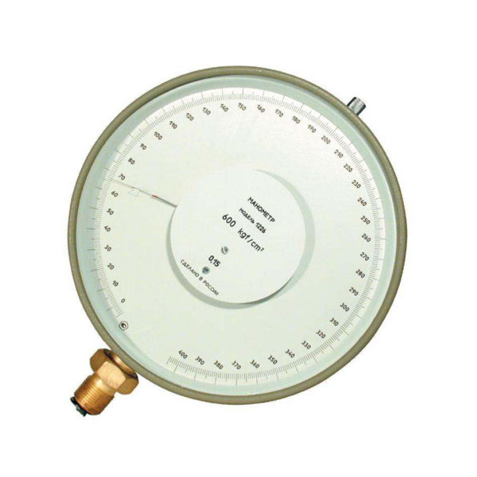 МО-1227, 1226, ВО-1227 манометры образцовые и вакуумметры кл.т. 0,25%, 0,15%