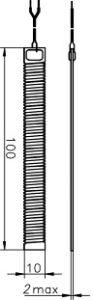 Термопреобразователи ТПТ-8-1, ТМТ-8-1