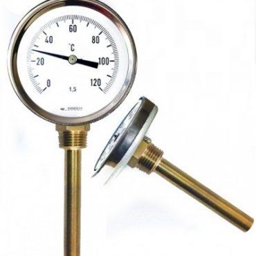 термометр биметаллический ТБ-Т/Р (осевой/радиальный)