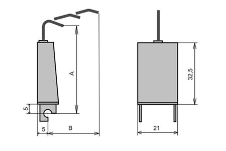 УПС-11 узлы пишущие специальные капиллярного типа